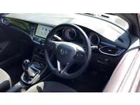2017 Vauxhall Astra 1.4T 16V 150 SRi Nav 5dr Manual Petrol Hatchback