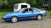 1990 ford mustang 25th anniversary car