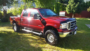 2006 F-350 Willing to trade for 1/2 ton