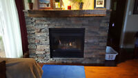 Gas/Propane fireplace clearance SALE!!