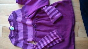 childens place xs size 4 set