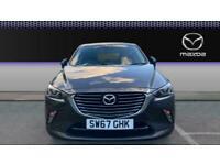 2018 Mazda CX-3 2.0 Sport Nav 5dr AWD Petrol Hatchback Hatchback Petrol Manual