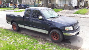 1999 Ford F-150 XLT 4.2l - Part Out