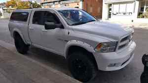 2010 Dodge Hemi Ram 1500 4x4 lifted with 35's Possible Trade +$