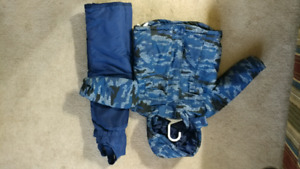 2T Joe Fresh Snowsuit