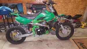 2007 125cc gio pit bike