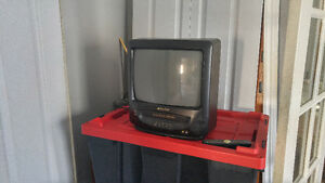 Sansui tv with built in vcr player
