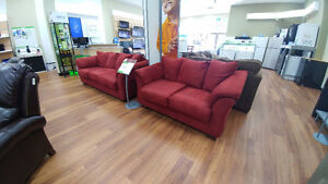 Easy Home: Salsa Sofa and Love seat by Ashley