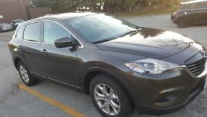 Mazda CX-9 AWD 31000 km, 7 seats,Luxury Package & more