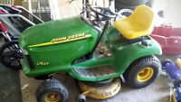 John Deere LT155 Lawntractor