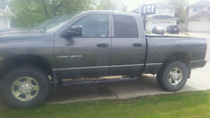 2003 Dodge Power Ram 2500 Laramie Pickup Truck
