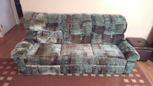 Double Reclining Couch (Used)