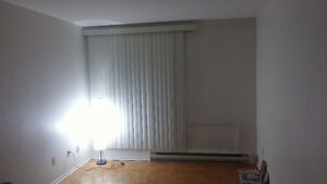 3.1/5 Apt with Balcony750$ for sublet/1 month rent free
