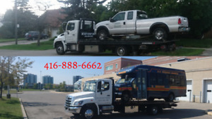 CHEAP TOWING FLATBED TOW TRUCK SCRAP CAR REMOVAL MISSISSAUGA 24H