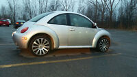 2000 Volkswagen Beetle Gls Coupe (2 door)
