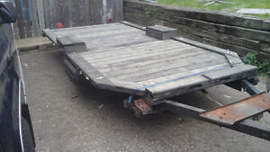 13 foot flatbed