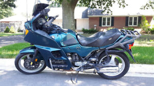 Very well maintained BMW K1100LT