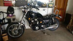 1983 honda cb1000 custom,nice clean,41000 kms