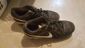 Size 9 Nike cleats