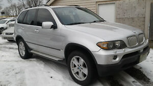 2006 BMW X5 4.4i ~LOADED~LTHER~CLEAN HISTORY~FINANCING AVAILABLE
