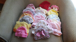 Baby girl hats newborn
