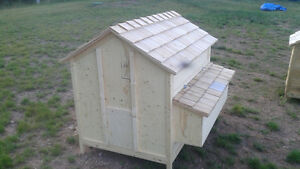 Deluxe Superior Quality Chicken Coop | Chicken | Hens | Poultry