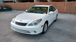 2006 lexus ES330, brand new front Rotor and ceramic pads