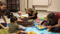 Fall mom & baby program- My Smart Hands Saskatoon