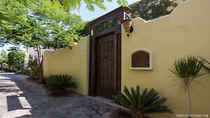 Bright, Charming Vacation Rental in Beautiful Loreto Bay, Mexico