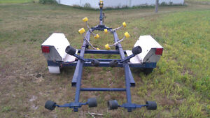 Boat trailer for sale.
