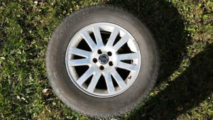 4 roues d'été pour Volvo XC90