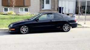 2001 Acura Integra Type R Nighthawk Black Pearl for sale