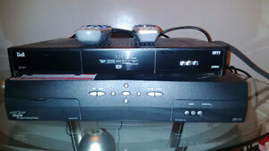 Bell Satellite TV HD PVR (5900) and HD Receiver (6131)