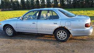 1996 Toyota Camry LE Sedan