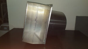 "10"" Wall Vent Stratford Kitchener Area image 3"