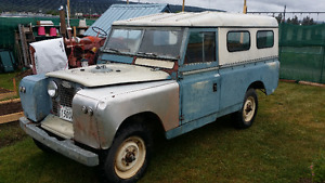 1961 Land Rover Open to Offers