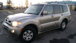 Great Deal !!! 2004 Mitsubishi Montero For Sale !!!