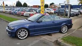 2003 BMW 3 Series 2.2 320Ci Sport 2dr