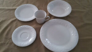 Set vaisselle porcelaine Harvest Moon