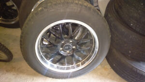 "Mazda CX-7 summer wheels & tires : 18"" x 8"" - 5x114.3-set of 4"