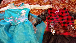 Disney and ever after high costumes