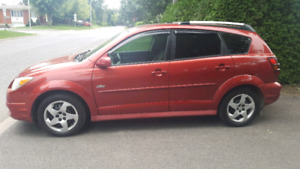 Pontiac vibe (matrix) 2006 automatique