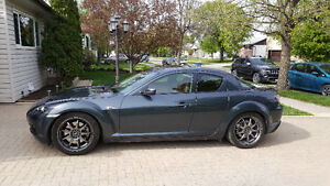 2008 Mazda RX-8 GT 40th Anniversary Coupe (2 door)