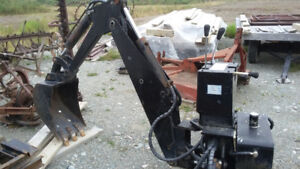 Backhoe attachment ..REDUCED PRICE..