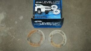 3/4 inch 2007 to 2013 gmc/chev 1500 leveling kit for sale