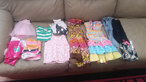 Girls Size 3t/4t clothes