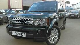 2012 LAND ROVER DISCOVERY 4 SDV6 HSE 8 SPEED HSE GALWAY GREEN JUST 61000