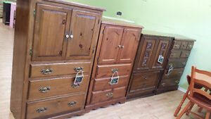 50 dressers in stock from $99 each