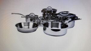 Gordon Ramsey Maze Royal Doulton pots and pans