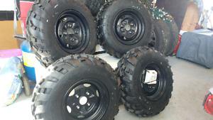 4 pneus vtt neufs
